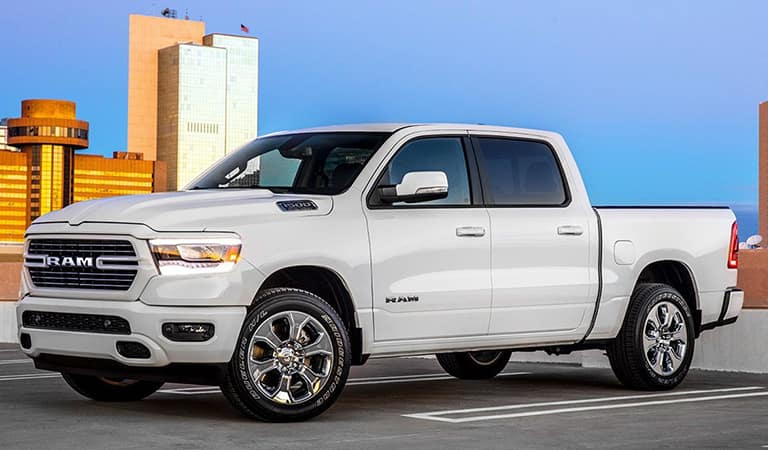2019 Ram 1500 Performance Features