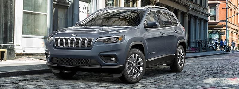 New 2019 Jeep Cherokee South Savannah GA
