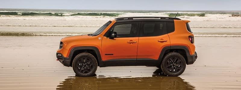 New 2018 Jeep Renegade Savannah GA