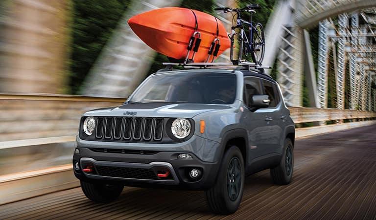 New 2018 Jeep Renegade Savannah Georgia