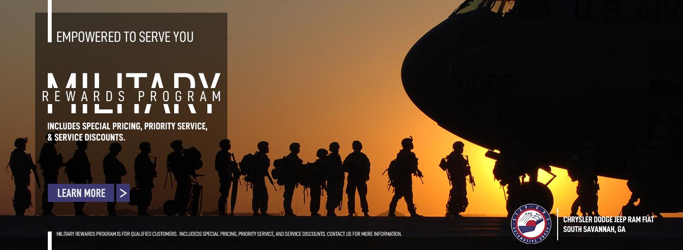 Military CDJR