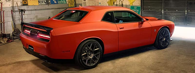 Savannah GA New 2019 Dodge Challenger