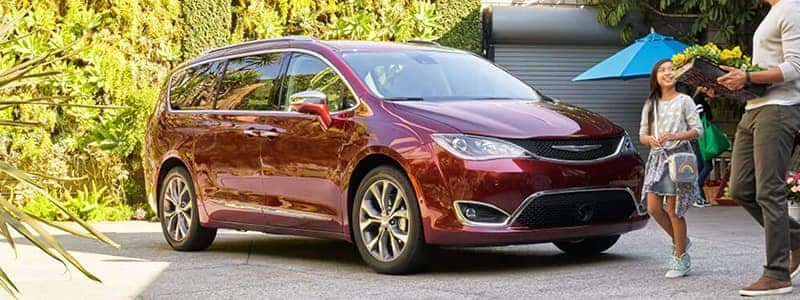 Savannah GA New 2019 Chrysler Pacifica