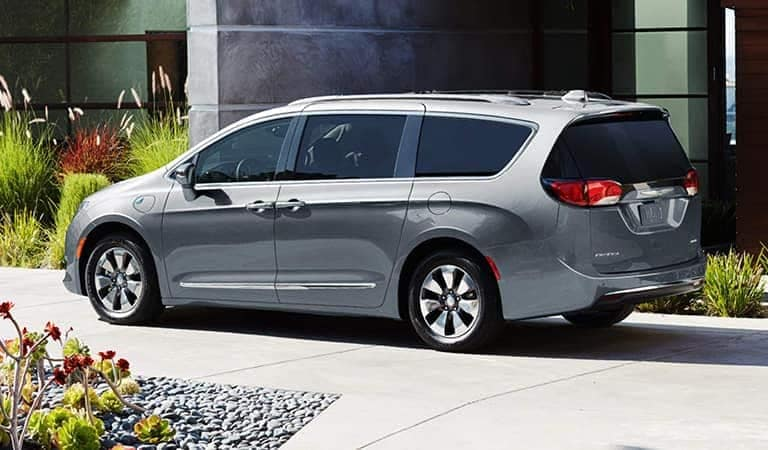 2019 Chrysler Pacifica Savannah Georgia