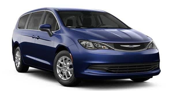 2019 Chrysler Pacifica LX