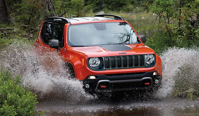 New Jeep Renegade Suv For Sale Or Lease Jeep Dealership