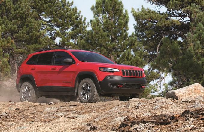 2019 Jeep Cherokee Engine Specs