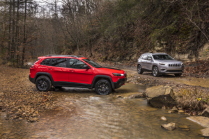 2019 Jeep Cherokee Limited Silver