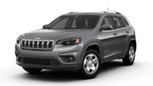 Jeep Cherokee Latitude FWD Billet Silver Metallic