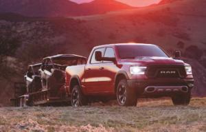 2020 Ram 1500 vs 2020 Nissan TITAN: Towing Capacity