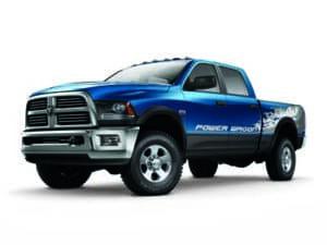 Ram 2500 Power Wagon True Blue