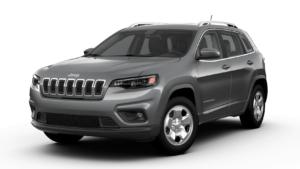 2020 Jeep Cherokee Latitude FWD jellybean in Billet Silver Metallic Clear Coat near Richmond Hill GA