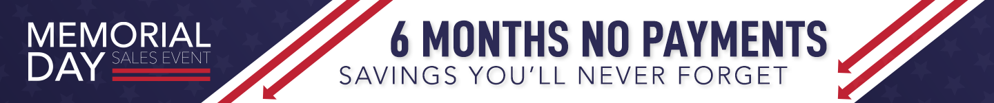 6 Months No Payments