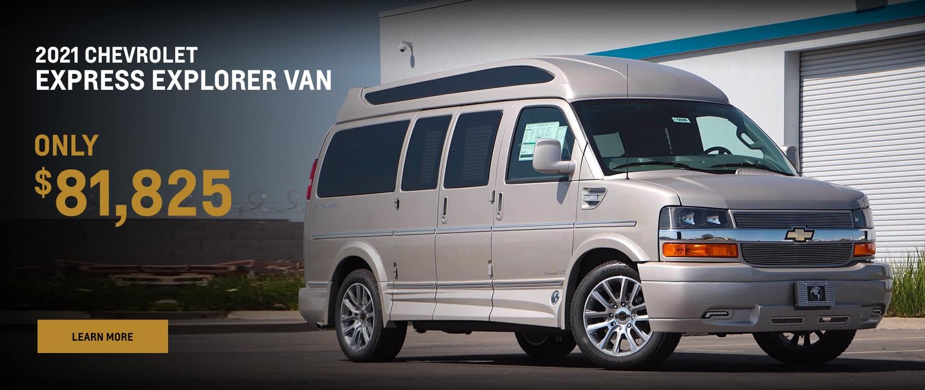 Chase Chev- 2021 Explorer Van May21 v2