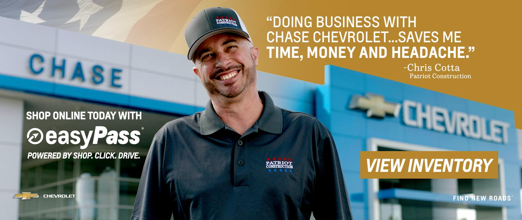 Doing Business With Chase Chevrolet Saves Me Time, Money, And Headache
