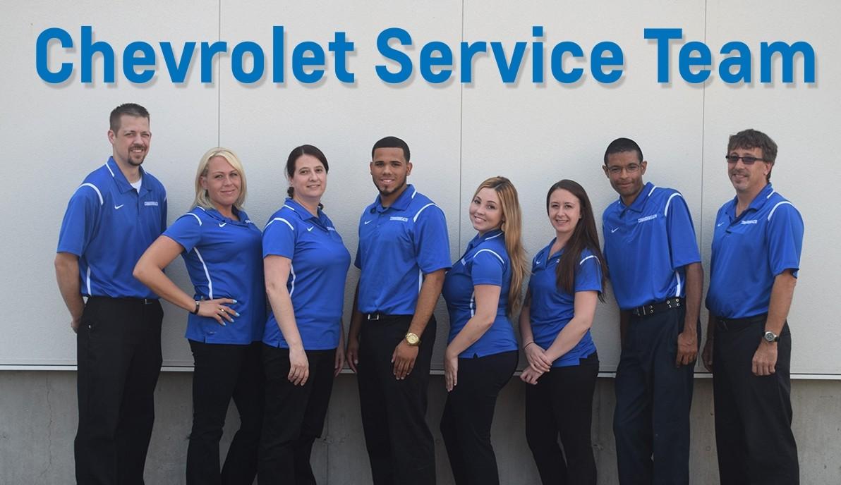 Auto Service - Methuen, Haverhill   Commonwealth Chevrolet