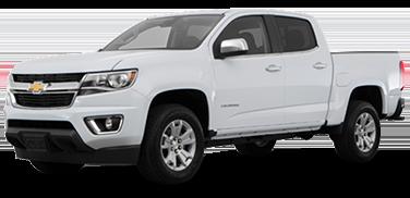 2017 Chevrolet Colorado LT Crew 4x4