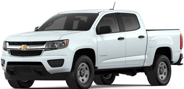 2018 Chevrolet Colorado 4WD Crew Cab