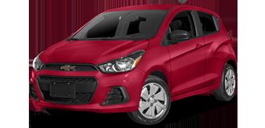 2017 Chevrolet Spark LS Hatchback