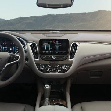 2018 Chevrolet Malibu Interior