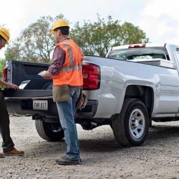 2018 Chevy Silverado 1500 Exterior 2