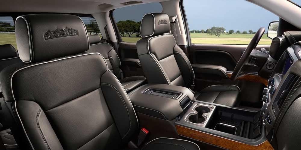 2018 Chevy Silverado 1500 Interior 2