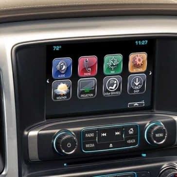 2018 Chevy Silverado 1500 Interior 4