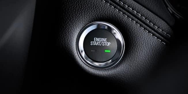 2018 chevrolet cruze exterior Start Button