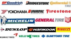 Tire Manufacture Logos