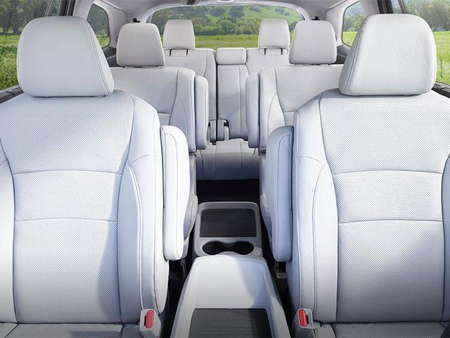 2017 Honda Pilot Comfort