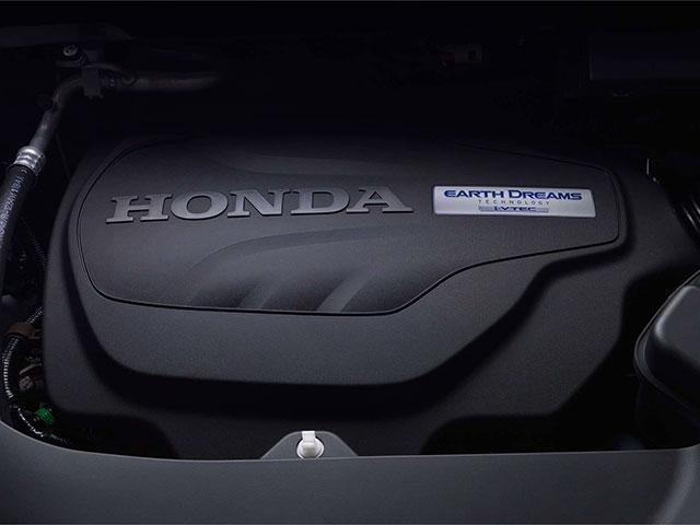 2017 Honda Pilot Powertrains