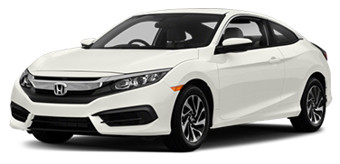 2018 Honda Civic LX Coupe Front Wheel Drive