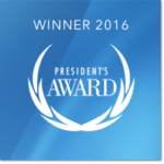 Presidents Award 2016