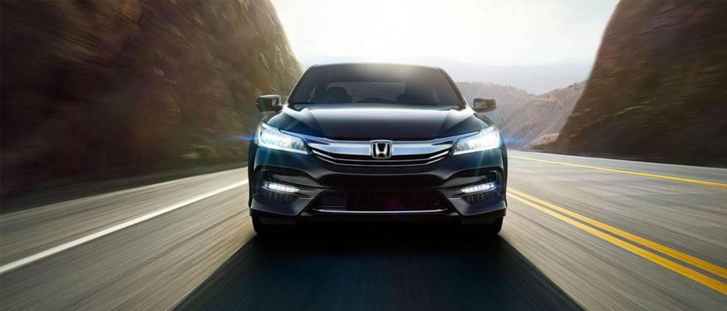 2017 Honda Accord Safety Systems
