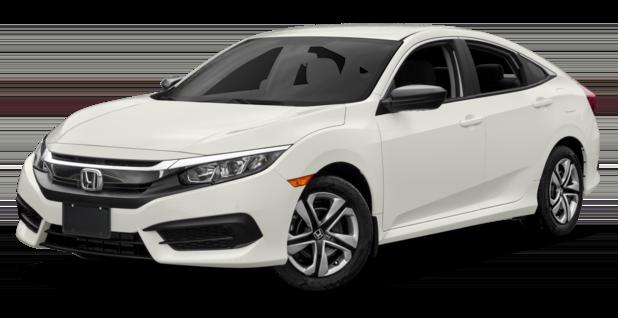 2017 Honda Civic White