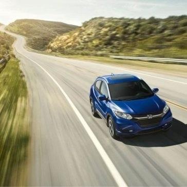 2018 Honda HR-V Exterior