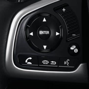 2018 Civic sedan touring int