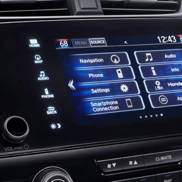 2018 Honda CR-V Touch screen