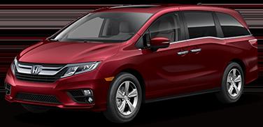 2019 Honda Odyssey EX-L Front Wheel Drive Minivan/Van