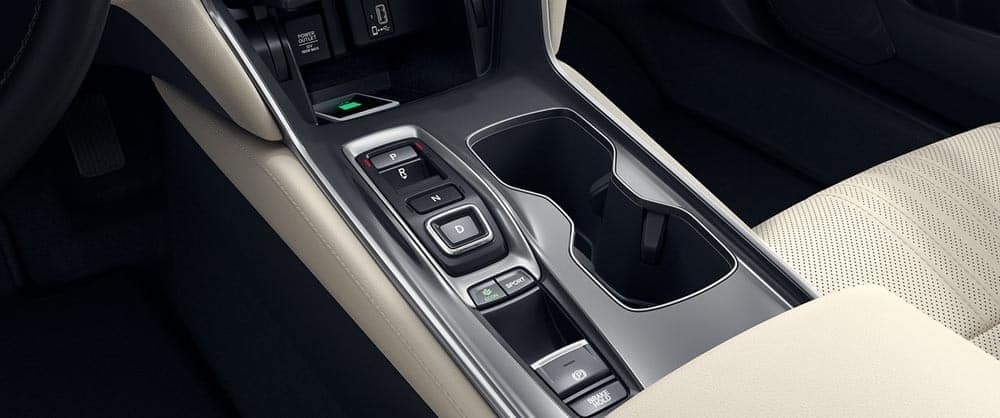 2018 accord int electrionic gear selector