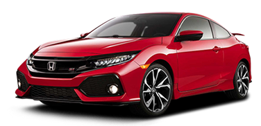 New 2018 Honda Civic Si Front Wheel Drive Coupe
