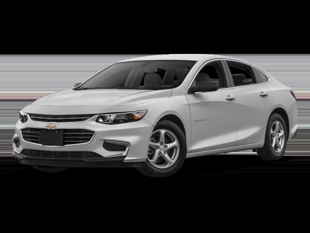 2018 Chevrolet Malibu Gray