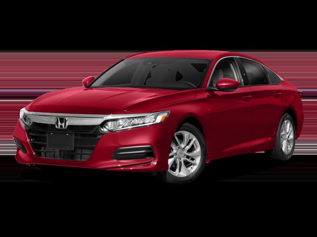 2018 Honda Accord Sedan Red