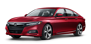 New 2018 Honda Accord Touring Sedan 1.5T