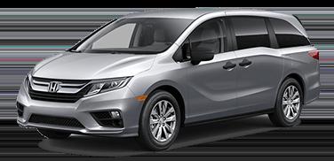 New 2019 Honda Odyssey LX Front Wheel Drive Minivan/Van