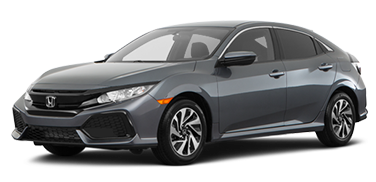 New 2019 Honda Civic Hatchback LX