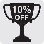 10% Off Discount