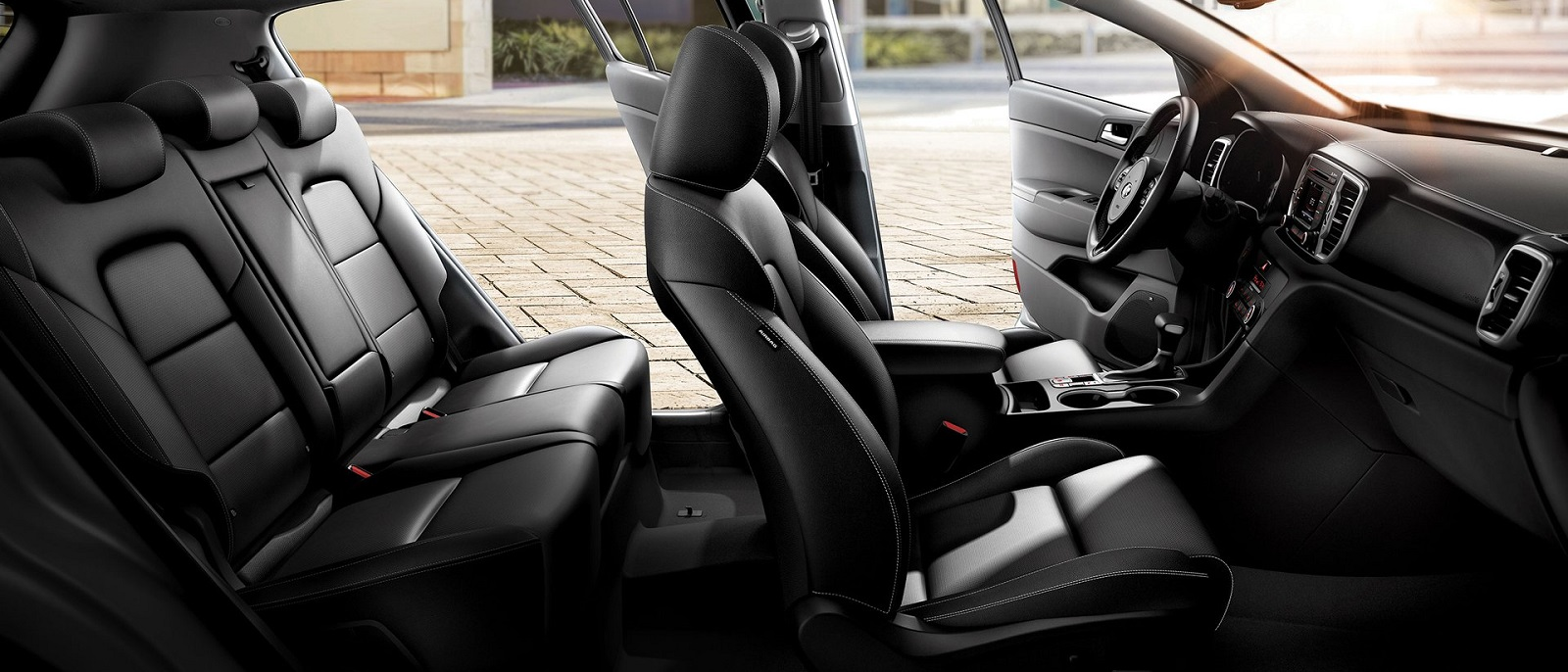 2017 Kia Sportage Seats