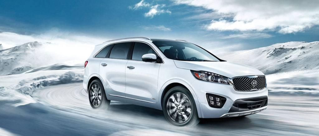 2017 Kia Sorento safety