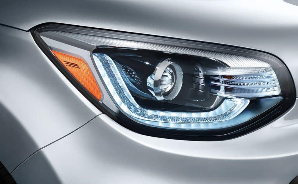 2018 Kia Soul Jewel LED lights